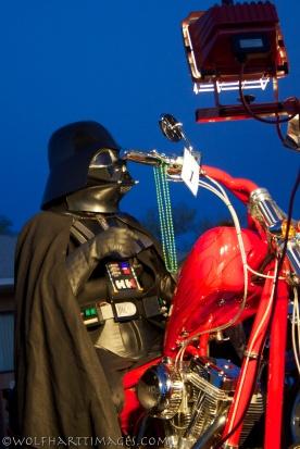 Darth Vader in Panguitch