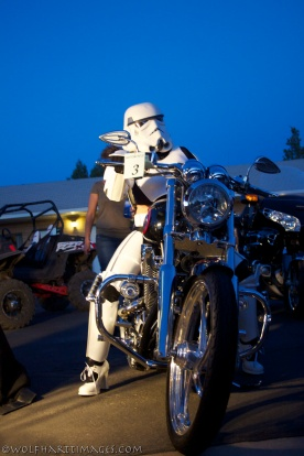 Stormtrooper in Panguitch