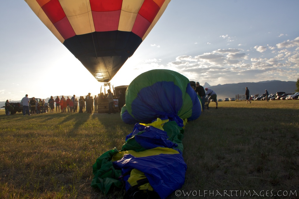 Teton Valley Balloon Rally