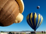 Salina balloon rally