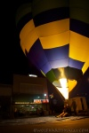 Salina balloon glow