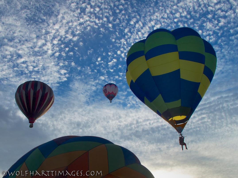 Casper balloon roundup