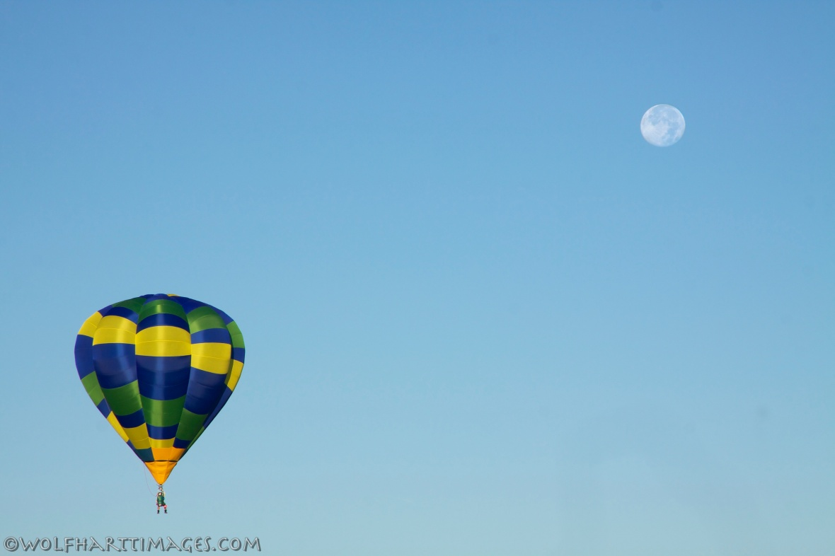 Ballooning in Craig, CO