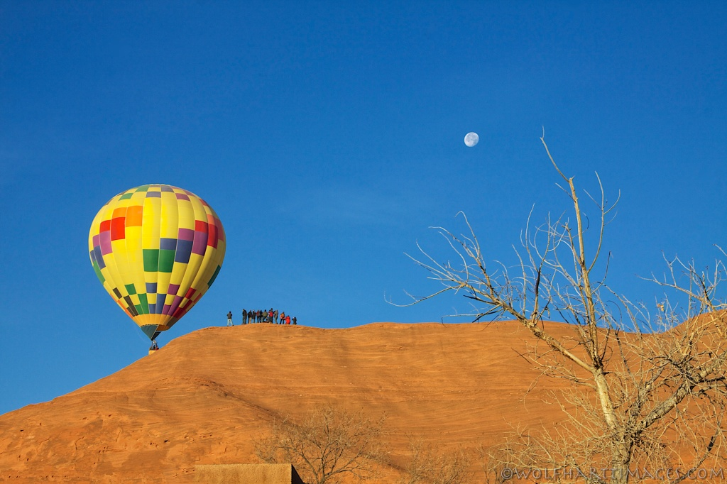 Red Rock Balloon Rally, Gallup