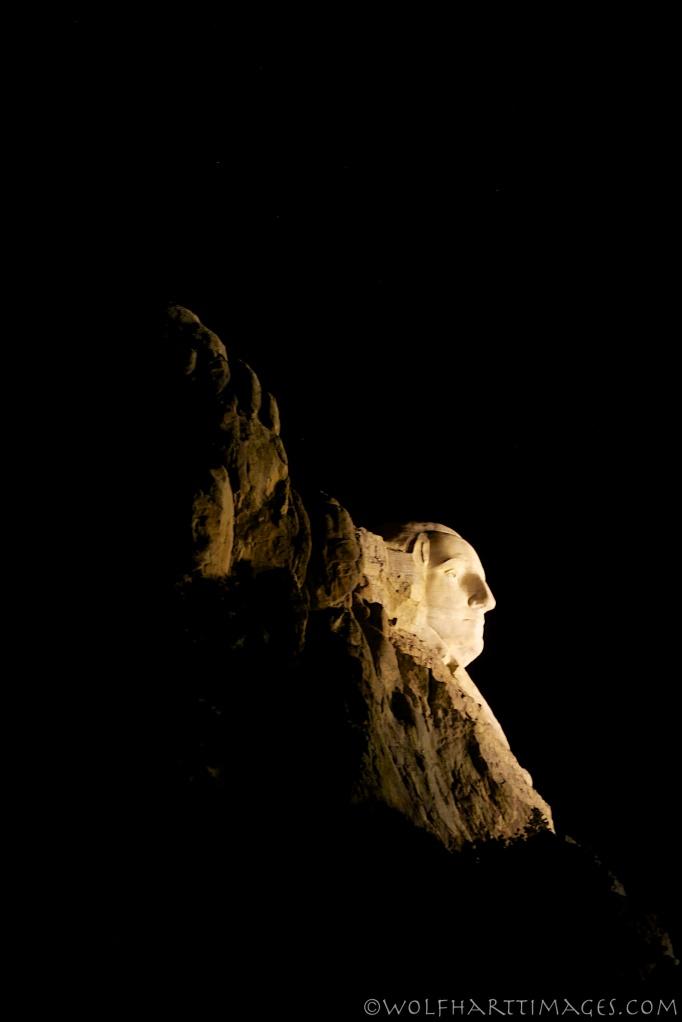 Washington, Mount Rushmore National Monument, South Dakota