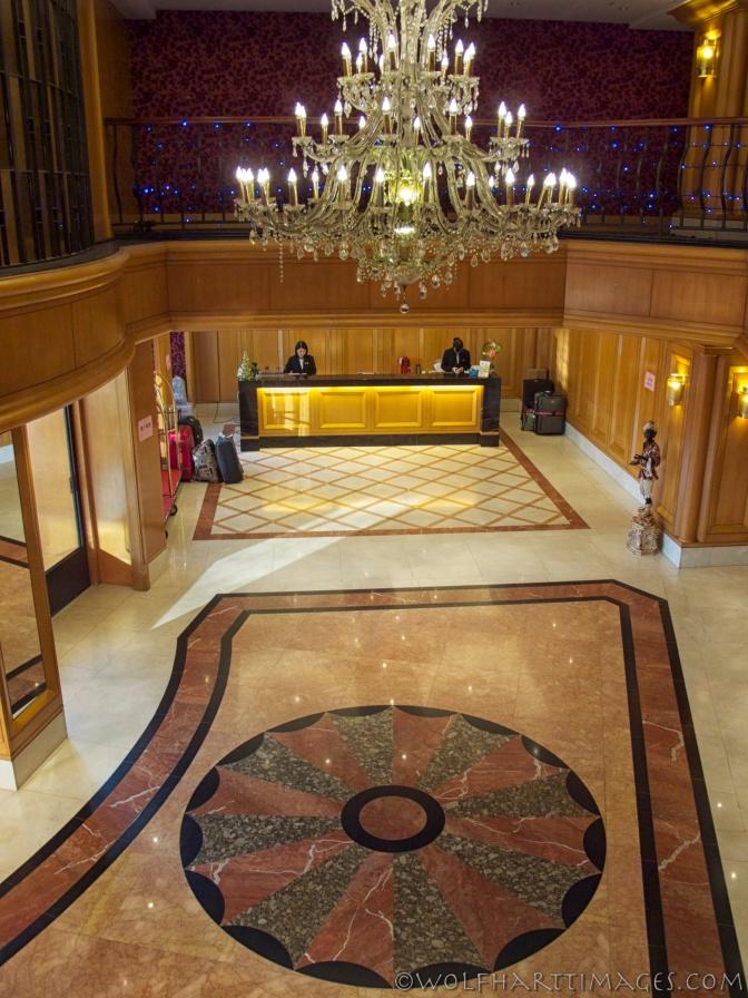 Taipei, Taiwan, hotel, lobby