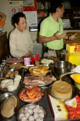 Taiwan, Chinese new year, food, ancestor foods