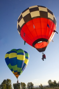 aviation, hopper, cloud hopper, hot air, balloon, ballooning, Craig, CO