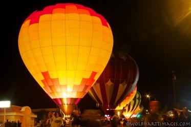 Page balloon regatta
