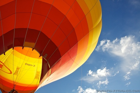 ballooning, hot air