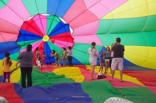 Walk-in balloon