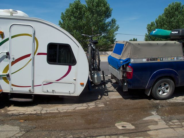 R-Pod, Forest River, travel trailer