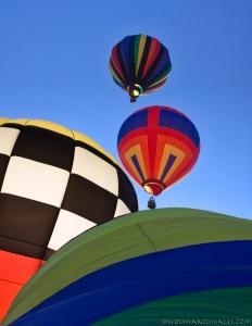 Craig, CO balloon launch