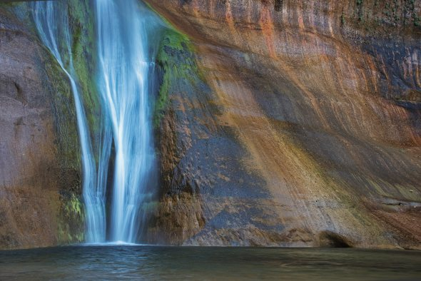 Lower Calf Creek Falls, Grand Staircase-Escalante National Monument