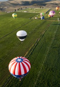 Panguitch balloon rally